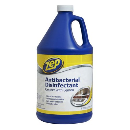 Zep Commercial Anti Bacterial Disinfectant Cleaner 1 Gal