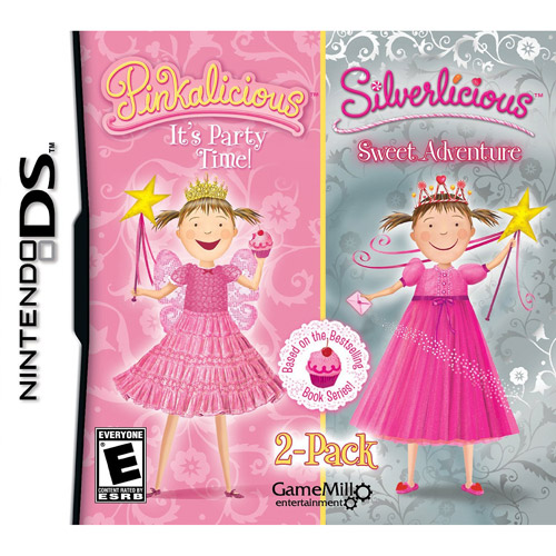 Alicious 2 Pack: Pink & Silverlicious (DS)