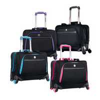 Hover Spinner Rolling Tote