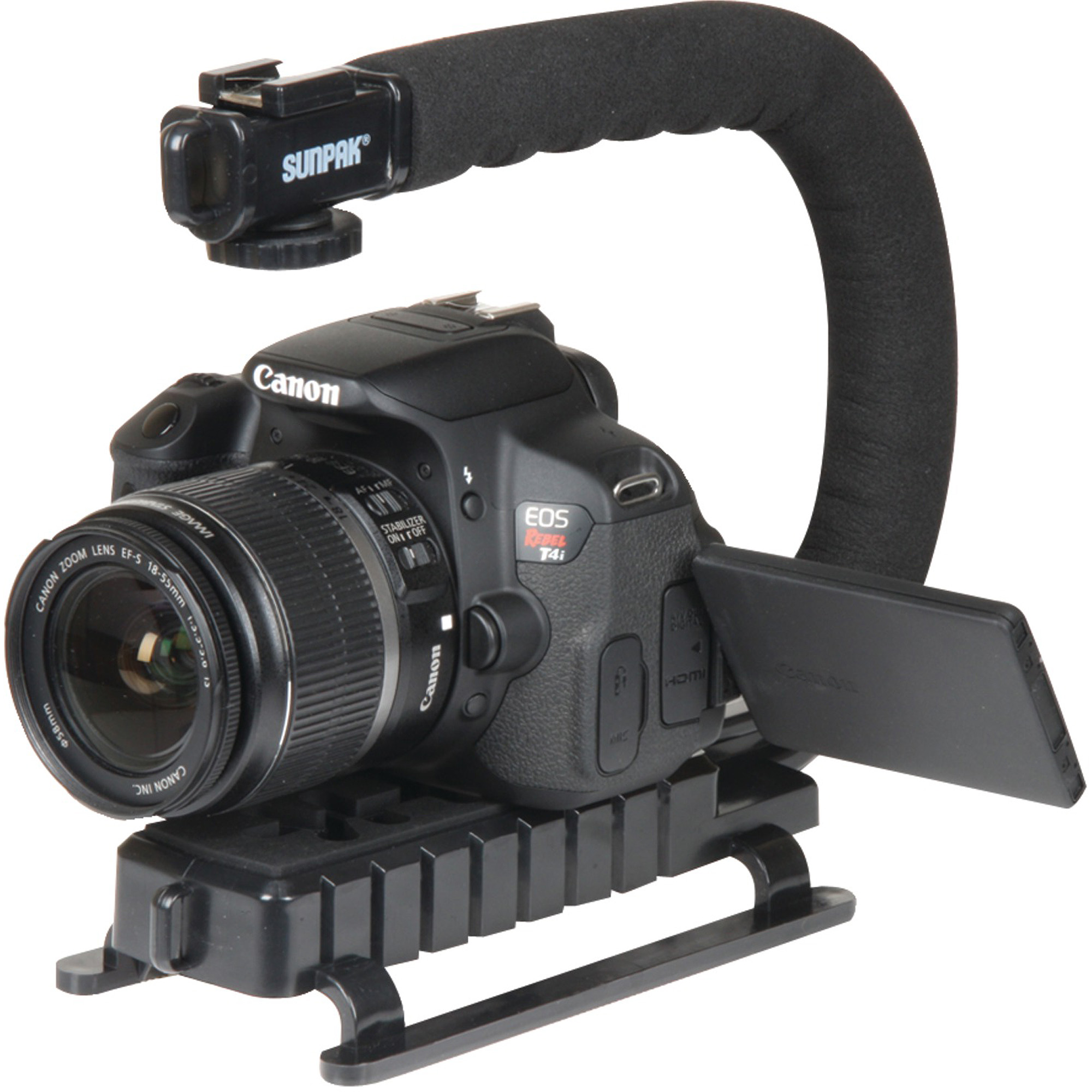 Sunpak VLB-GRIP Video Action Grip