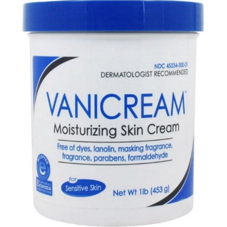 Vanicream Moisturizing Skin Cream for Sensitive Skin 16 oz