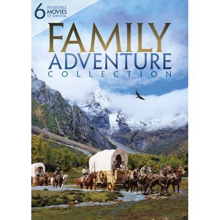 Family Adventure Collection  6 Incredible Movies Of Survival