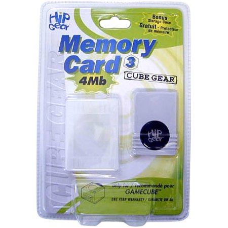 Gamecube 4MB Memory Card for GameCube 4mb Core 2 Duo Mobile