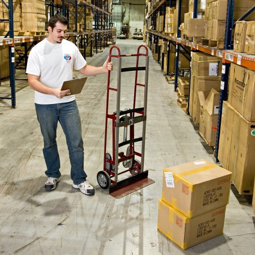 Wesco Steel Vending Hand Truck