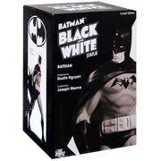 Black & White Dustin Nguyen Batman Statue