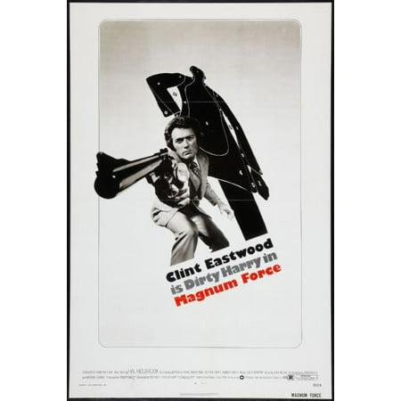 Magnum Force Mini Poster 11inx17in Mini Poster