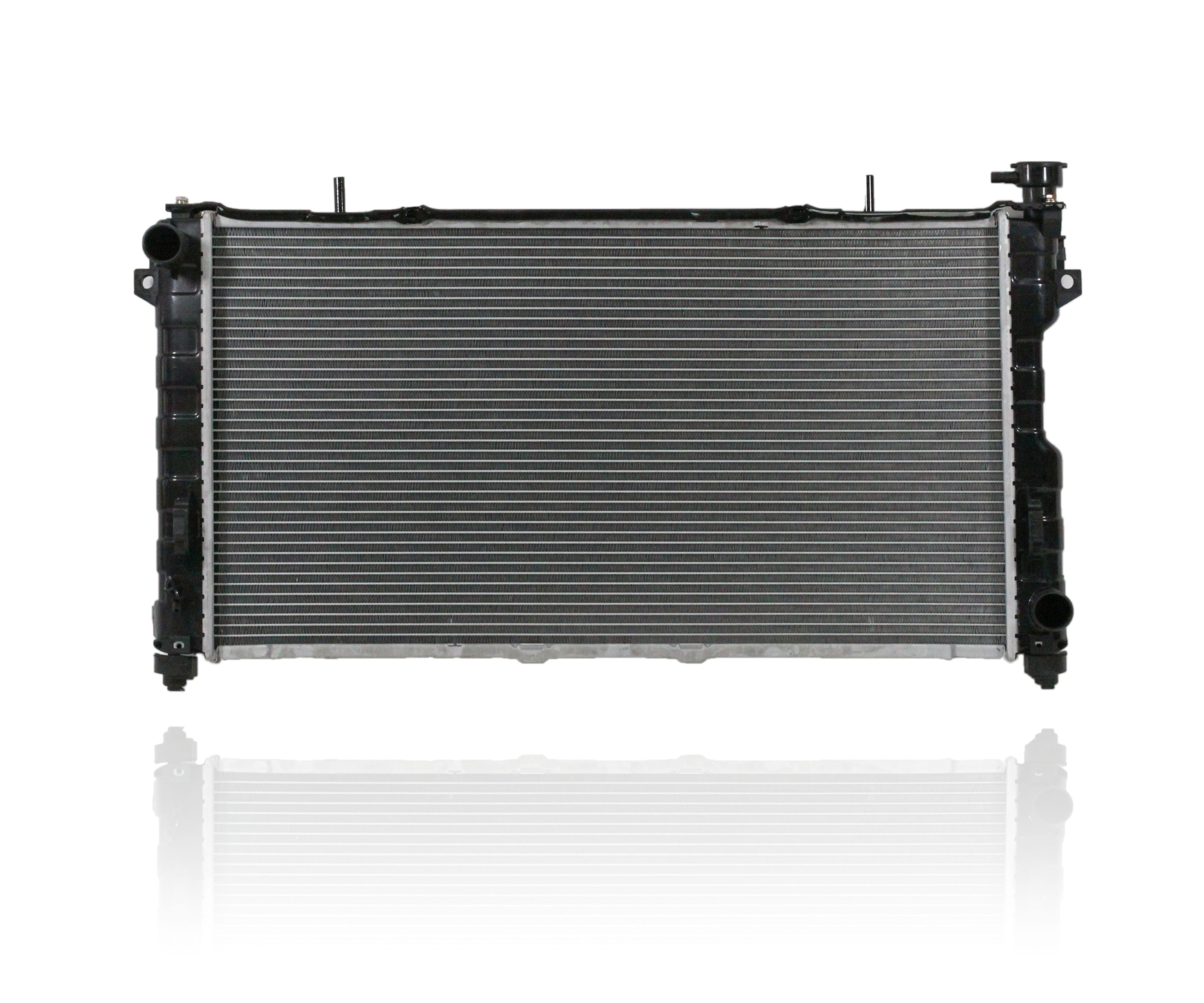 A-C Condenser Pacific Best Inc For//Fit 3967 11-13 Hyundai Elantra Sedan w//Receiver /& Drier