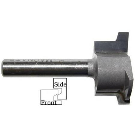 Magnate 7321 Drawer Lock Router Bits — 1/2