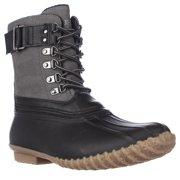 Womens Jambu Nova Scotia Weather Ready Short Rain Boots - Black/Charcoal