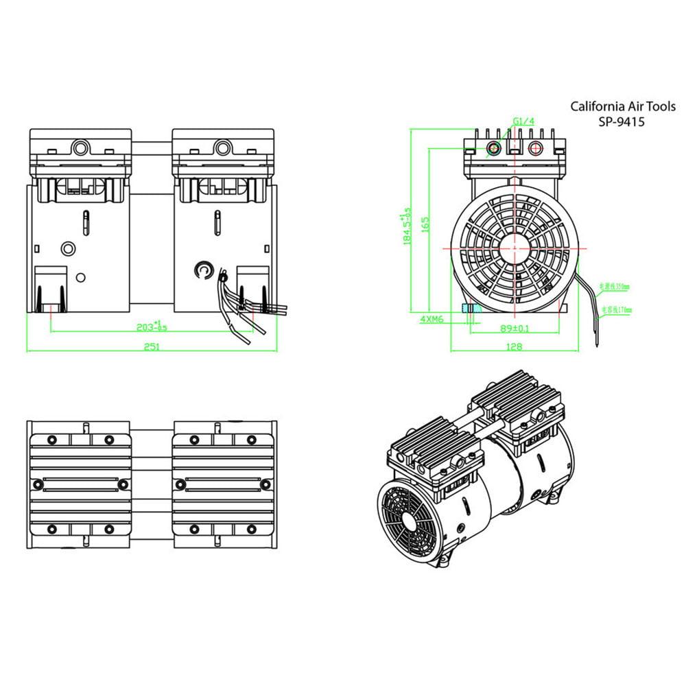 3 Hp Air Compressor 25 HP Air Compressor Wiring Diagram