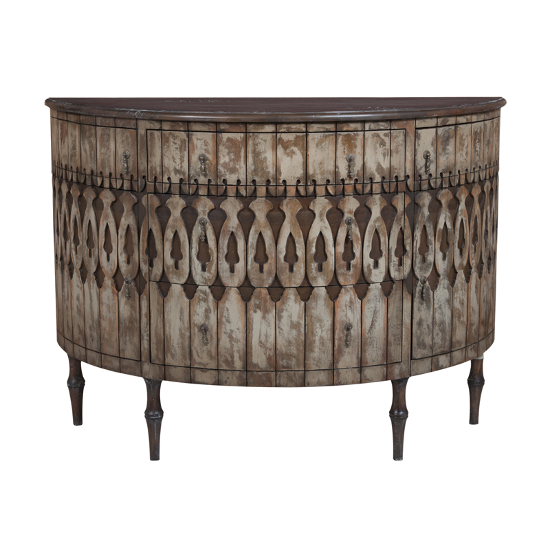 Guild Master Artifacts Demilune Sideboard by Guild Master