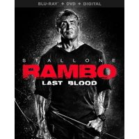 Rambo: Last Blood (Blu-ray + DVD)