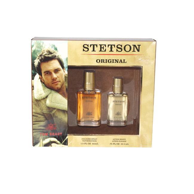 Coty  Stetson Men's 2-piece Fragrance Gift Set