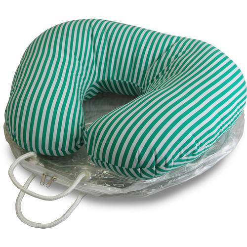 NurSit Nursing and Support Pillow in Vinyl Carry-Tote