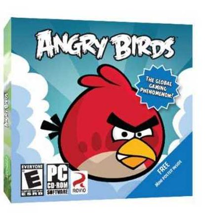 Angry Birds Original (PC Game) over 300 levels. Unleash the Avian annihilation!](Games Angry Birds Halloween 2)