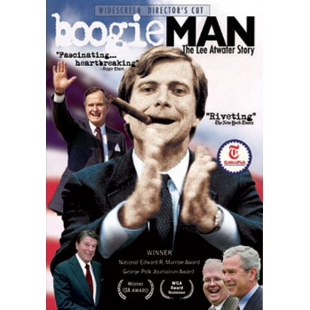 Boogie Man: The Lee Atwater Story (DVD)](Halloween Boogie Man)