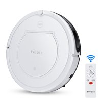 Robotic Vacuum Cleaner and Mop, Upgrade Robot Vacuum self-charging, Automatic Remote Control, Powerful Suction, With Connected Gyroscope Navigation HEPA Filter For Pet Hair Hard Floors