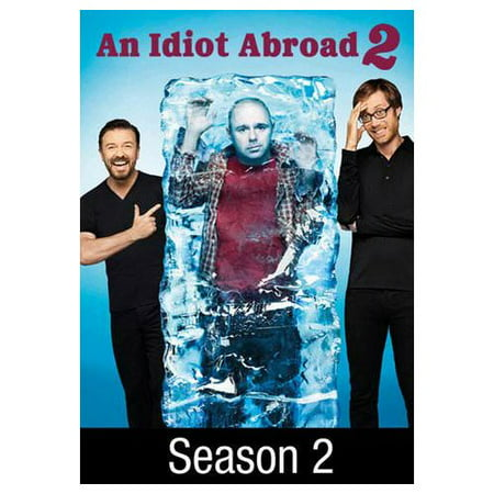 Watch An Idiot Abroad - Season 3 Episode 1 English subbed ...