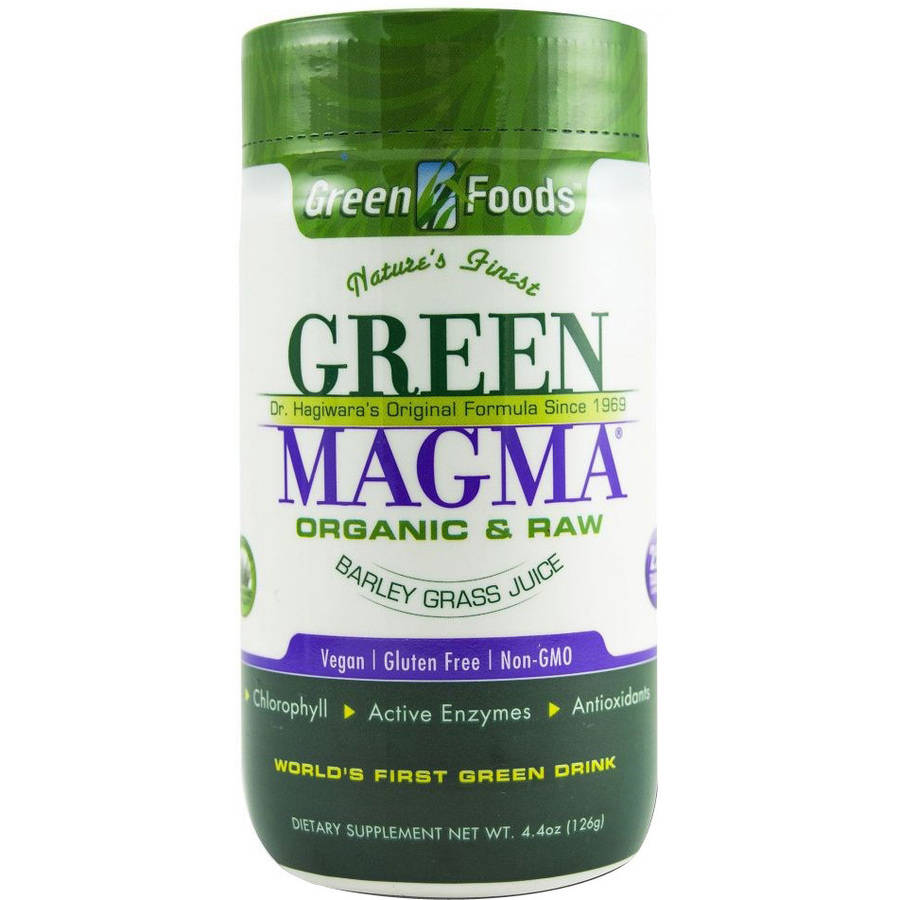 Green Foods Green Magma Barley Grass Juice Dietary Supplement, 250 Ct