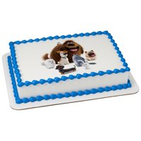 Secret Life of Pets Image Edible Cake toppers Frosting Sheet