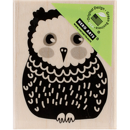 "Hero Arts Mounted Rubber Stamps, 4"" x 1"""