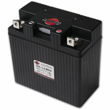 Lion Ion Battery Pack (Shorai Lithium Iron Extreme-Rate Battery   36AH 12V EQ,