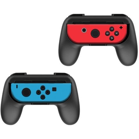 2-pack Controller Grips for Nintendo Switch Joy-Con Grips Controller Grips Thumb Grips Kit
