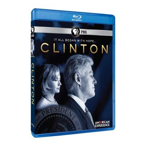 American Experience: Clinton (Blu-ray)