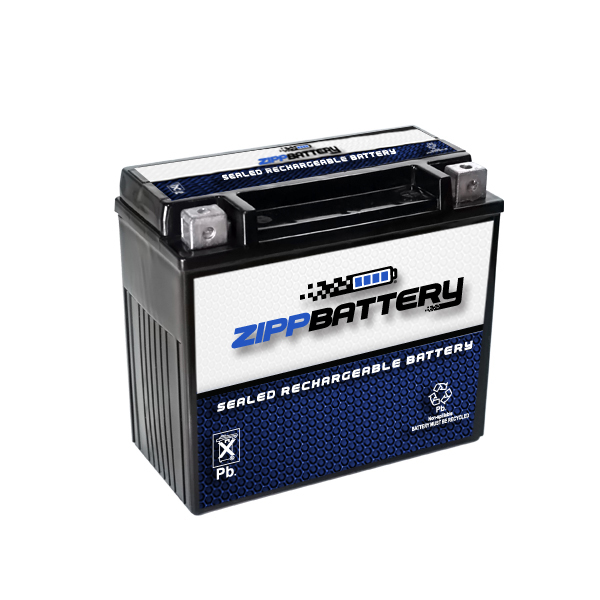 YTX20HL-BS Motorcycle Battery for Kawasaki 1000cc KZ1000-P Police 1998
