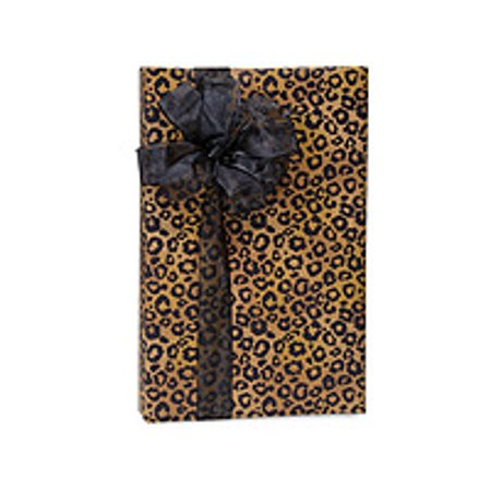 Leopard Safari Birthday / Special Occasion Gift Wrap Wrapping Paper-16ft