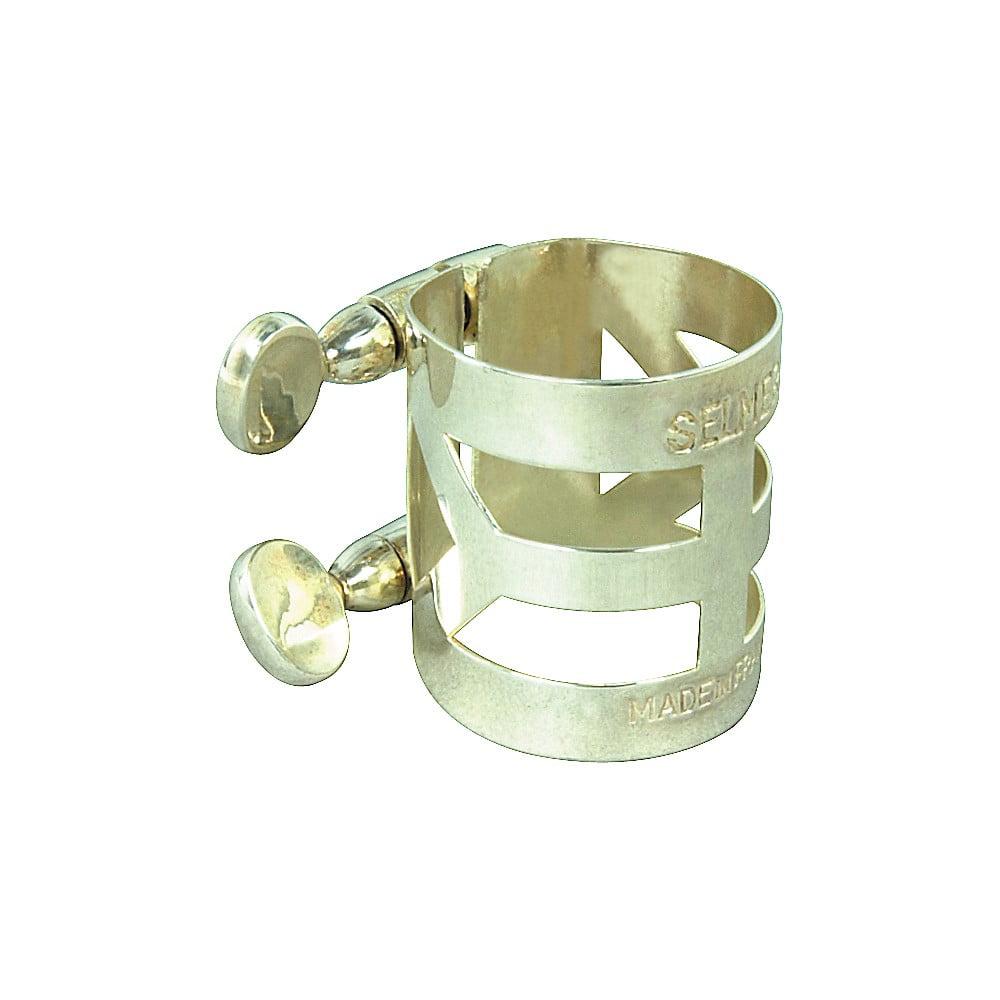 Selmer Paris Ligatures and Caps for Metal Saxophone
