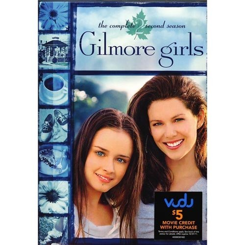 Gilmore Girls: The Complete Second Season (Full Frame)