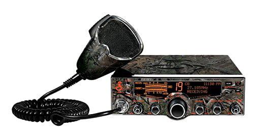 Cobra Electronics 29 LX CAMO Realtree Platform CB Radio (Camo) by Cobra