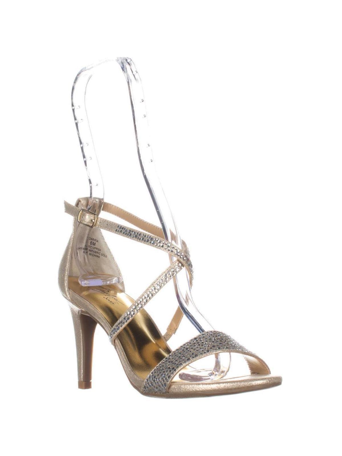 TS35 Darria Cross Strap Evening Sandals