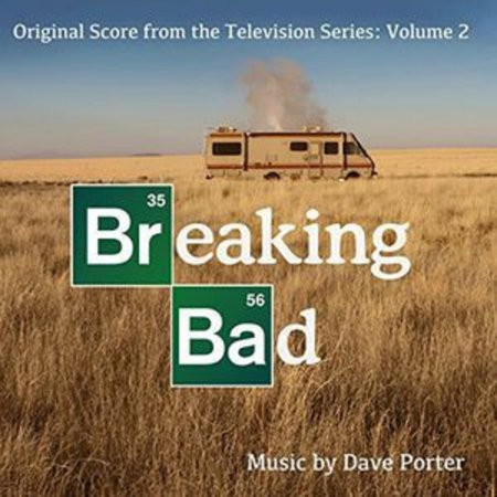 Breaking Bad (Original Score From the Television Series: Volume 2)