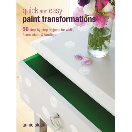 Quick and Easy Paint Transformations : 50 step-by-step projects for walls, floors, stairs & - Quick And Easy Halloween Face Paint Ideas