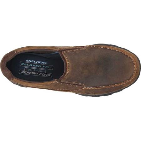 Skechers Men's Relaxed Fit Braver Rayland Slip-On Shoe