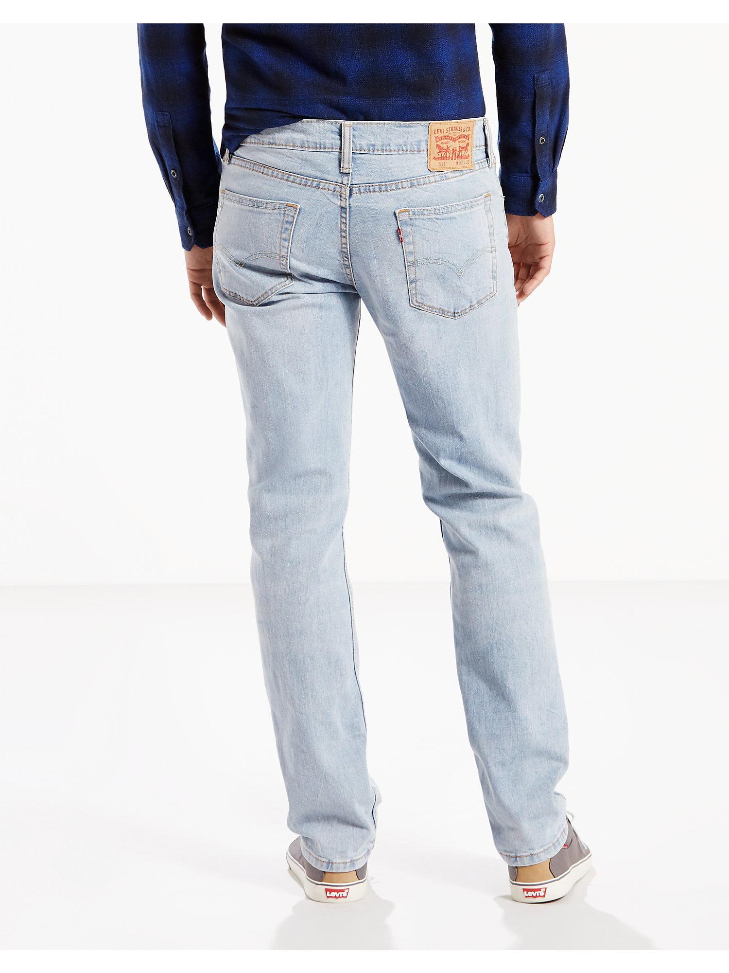 919e1de7 Levi's - Levi's Men's 511 Slim Fit Jeans - Walmart.com