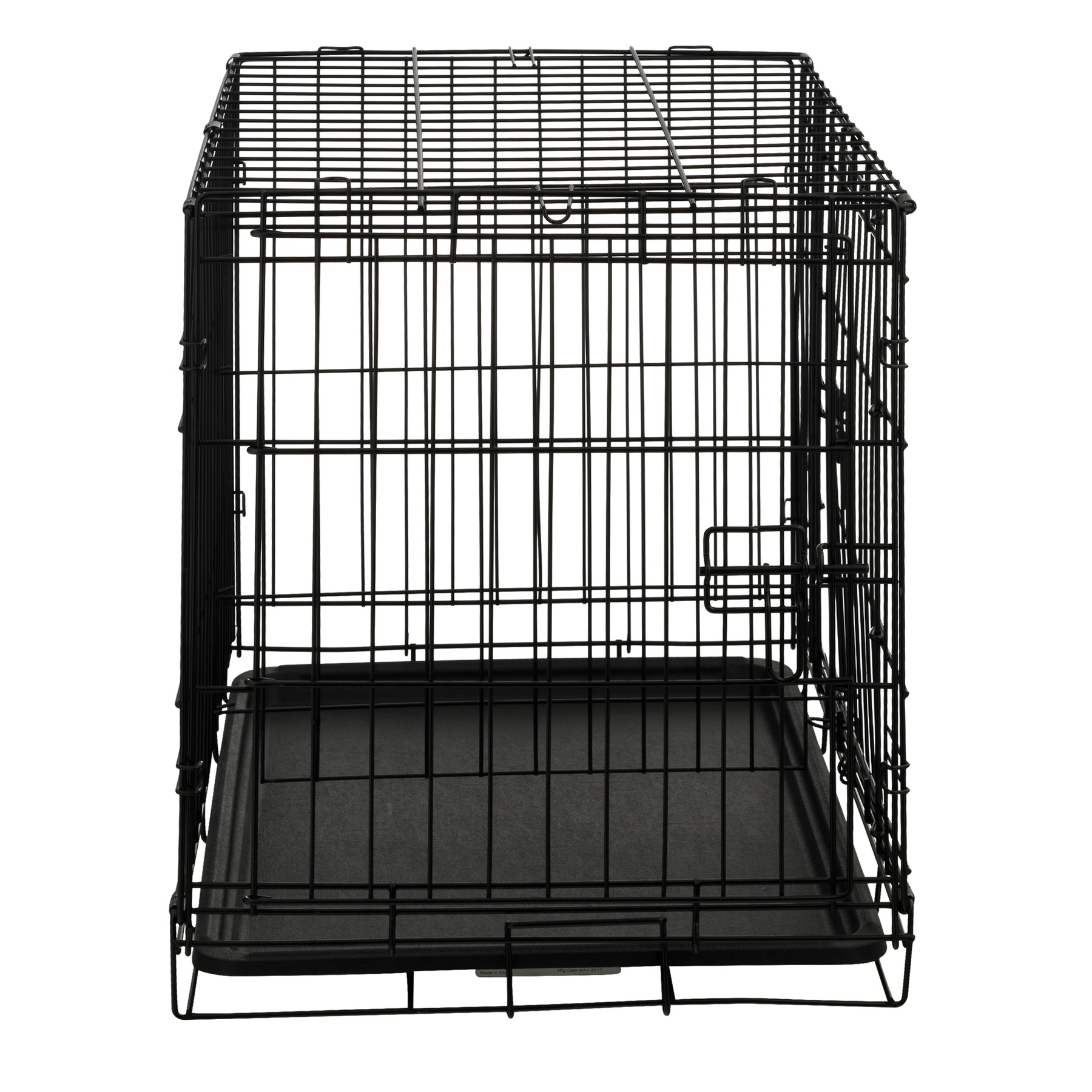 Carlson Wire Crate Double Door Small, 1.0 CT