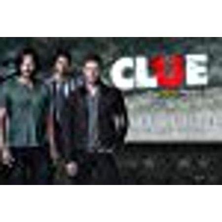 USAopoly Supernatural Collector's Edition Clue Board Game (Supernatural Rpg Game)
