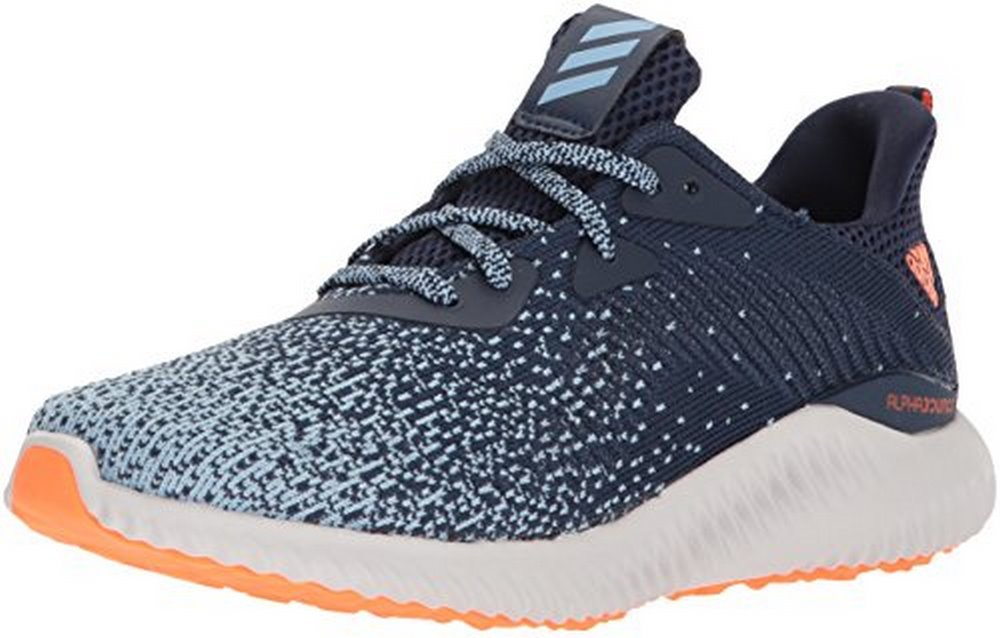 Adidas Mens Alphabounce ck m, Ash Blue Ash Blue Collegiate Navy by Adidas