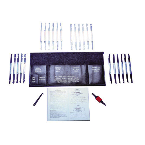Lock Technology Mastr Super Lock Pick Set(Incl 290,300,
