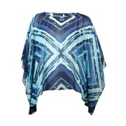 INC International Concepts Womens Butterfly-Sleeve Top