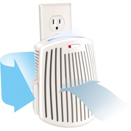 Hamilton Beach TrueAir Plug-Mount Odor Eliminator Air Purifier, White | 04531GM