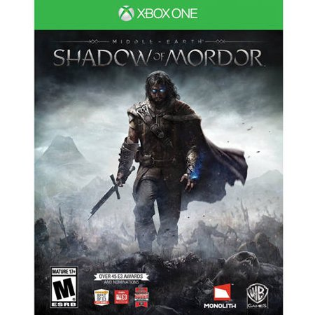 Middle Earth: Shadow Of Mordor (Xbox One) - (Best Version Of Shadow Of Mordor)