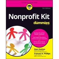 For Dummies (Lifestyle): Nonprofit Kit for Dummies (Paperback)