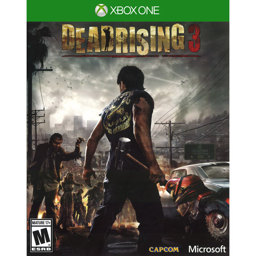 Dead Rising 3 Standard Edition (Xbox One)