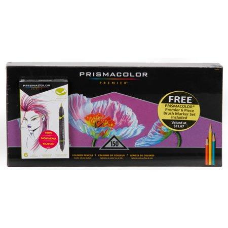 Prismacolor Premier Colored Art Pencil Set   150 Pieces