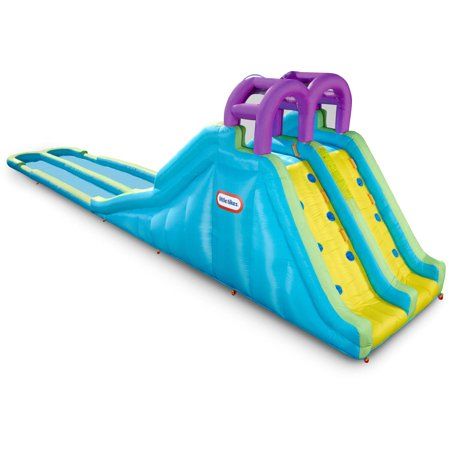 Little Tikes Racing Slides (Play Water Slide)