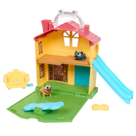 Dog Playset - Puppy Dog Pals Stow N' Go Playset